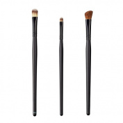 ON & OFF East Meets West Collection Large Concealer, Medium Detailer and Large Angle Shader Brush Set