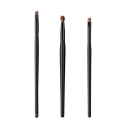 ON & OFF East Meets West Collection Precise Angle Line, Round Precission and Medium Detailer Brush Set