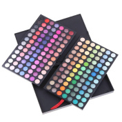 MakeupAcc® Professional Super Full 168 Colour Shimmer Matte Eyeshadow Palette Party/wedding/casual Makeup Cosmetic Set