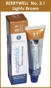Berrywell Augenblick LIGHT BROWN (No. 3.1) Tint Hair Dye from Germany ~ BUY 6 - GET 1 FREE