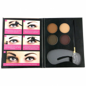 1pc BeautyTreats Perfect Eyebrow Powder Kit #965