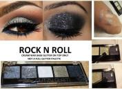 Eyeshadow Cream Glitter ROCKNROLL Colour Cosmetics Eye Shadow Makeup Palette