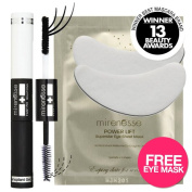 """Mirenesse Cosmetics"" Instant Lash Transplant Duet - Award Winning Formula 3.5g/.350ml + *FREE EYE MASK* - AUTHENTIC"