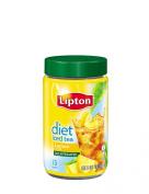 Lipton Iced Tea Mix, Diet Decaffeinated Lemon ,90ml
