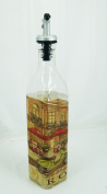 GH-Oil & Vinegar Dispenser Drizzle Bottle-Cruet-470ml-World Café Rome Item 50634