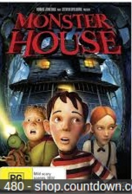 MONSTER HOUSE (NZ O/T) [DVD_Movies]