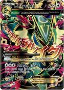 Pokemon - M Rayquaza-EX (105/108) - XY Roaring Skies - Holo