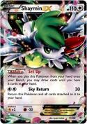 Pokemon - Shaymin-EX (77/108) - XY Roaring Skies - Holo