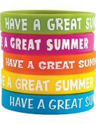Teacher Created Resources Have A Great Summer Wristbands