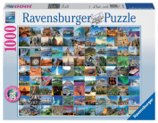Ravensburger 99 Beautiful Places on Earth Jigsaw Puzzle