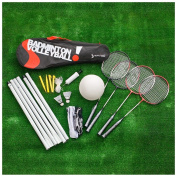Sterling Sports Badminton / Volleyball Combo Set