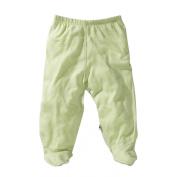 Babysoy Baby Boys' Footie Pants
