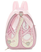 Capezio B122C Ballet Shoes Sparkle Backpack.