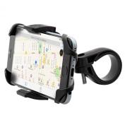 Aduro U-GRIP PLUS Universal Bike, Motorcycle, Handlebar, Roll Bar Mount for Smartphones, Apple iPhone 6 / 6 Plus / 5 / 5S / 5C / 4 / 4S, Samsung Galaxy S3 / S4 / S5 / NOTE 2 / Note 3 / Note 4, Motorola Droid RAZR / MAXX, HTC EVO 4G, HTC One X, LG Revol ..