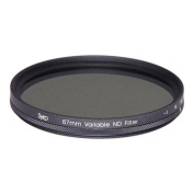 Syrp 67mm 9-Stop Variable ND Filter with Case and 58mm & 52mm Step Down Rings