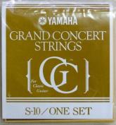 Yamaha / High-quality Classical Guitar String Grand Concert S10 [1 Set]