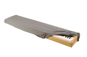 On Stage Keyboard Dust Cover for 88 Key Keyboards