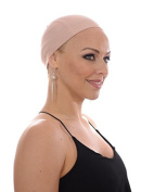 Nude Skin Tone Bamboo Soft Fibre Wig Cap | Supersoft Texture | Suitable for Sensitive Scalps