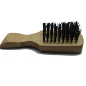 MINI BOAR BRISTLE HAIR AND BEARD GROOMING BRUSH