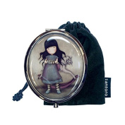 Santoro Gorjuss Compact Mirror with Keepsake Bag The Runaway