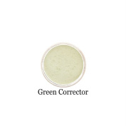 Mineralshack natural minerals YELLOW or GREEN CORRECTOR CONCEALER 6 and 12 gramme sifter jars