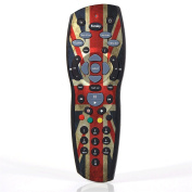 Union Jack Retro Print Sky+ HD Remote Controller Vinyl Sticker Cover by stika.co