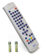 Replacement Remote Control for Grundig 32HDBLK AMIRA32