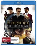 Kingsman The Secret Service Blu-ray  [Region B] [Blu-ray]