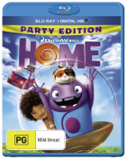Home (Blu-ray/UV)  [Region B] [Blu-ray]