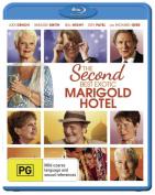 The Second Best Exotic Marigold Hotel [Blu-ray] [Region B] [Blu-ray]