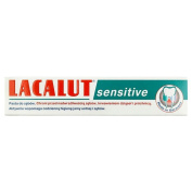 Lacalut Sensitive Toothpaste 75ml