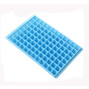 Large Ice Cube Trays, Set of 2, Blue, 32*20*2CM