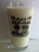 ONLY FOOLS AND HORSES PINT BEER GLASS, NAG'S HEAD