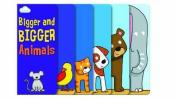 Bigger and Bigger Animals