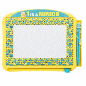 DESPICABLE ME MINION MINI MAGNETIC SCRIBBLER DOODLE DRAWING BOARD ART TOY XMAS GIFT