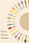 Recipe Keeper Blank