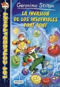 Los Cosmorratones 3. La Invasion de Los Insufribles Ponf Ponf [Spanish]