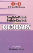 English-Polish & Polish-English One-to-One Dictionary (Exam-Suitable) [POL]