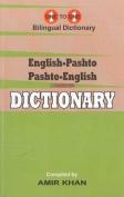 English-Pashto & Pashto-English One-to-One Dictionary. Script & Roman (Exam-Suitable)