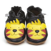 Soft Leather Baby Shoes Tiger 12-18 months