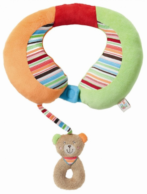 Fehn 091151 Neck Support with Teddy Colourful