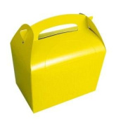Yellow Party Box - Pack of 10