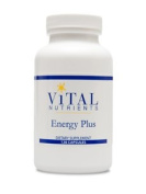 Vital Nutrients - Energy Plus 120 caps