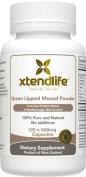 Green lipped mussel powder (120 softgels) - xtendlife