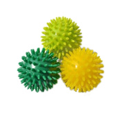 Set of 3 Hand Therapy Exercise Ball Hand Massage Ball