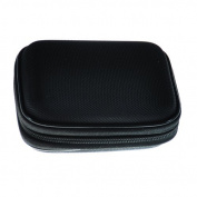 massG® Tough Black Universal Carrying Case for 8.9cm Sat Nav Hard Back Protective Impact Resistant Shock Proof Strong Reliable Durable