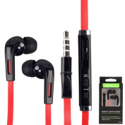iSOUL Headphones red/black