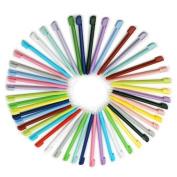 STOREINBOX 10 x Random Colours Touch Stylus Pen For NDS NINTENDO DS LITE Cellphone