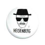 Breaking Bad Heisenberg 3.2cm Button