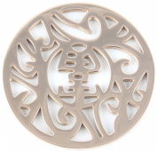 Milano Coin Disc For Milano Keeper Pendant Holder Locket Carrier Chinese Symbol